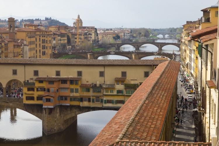 Uffizi, Florence, Province of Florence, Italy