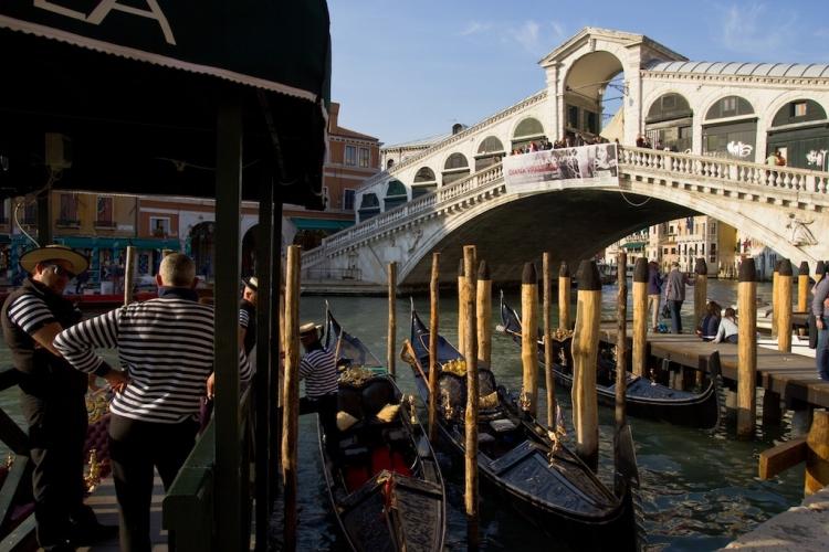 Ponte di Rialto, Venice, Province of Venice, Italy