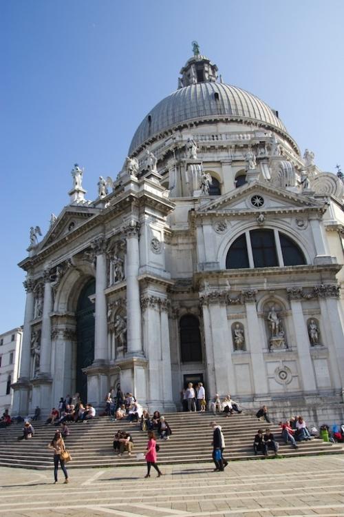 Santa Maria della Salute, Venice, Province of Venice, Italy