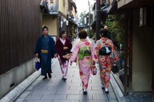 Top 15 most visited places in Kyoto